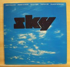 SKY - Same  (1st. LP) - UK Vinyl LP - Francis Monkman Herbie Flowers Kevin Peek