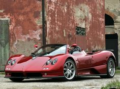 Awesome Zonda! Ultimate Exotic Super Cars