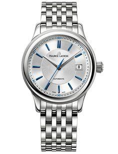MAURICE LACROIX モーリス ラクロア 腕時計<br>レ・クラシック デイト <br>モーリスラクロア 時計 LC6027-SS002-133<br>【楽ギフ_包装】【smtb-m】