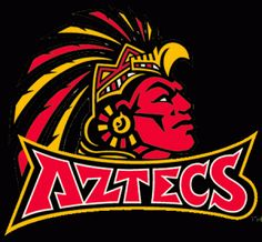 San Diego State Aztecs Logo #1