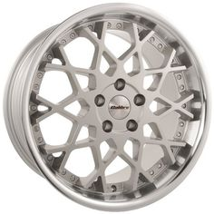 18 CALIBRE CC-X CHAMPAGNE SILVER POLISHED DISH alloy wheels for 5 studs wheel fitment in 8x18 rim size
