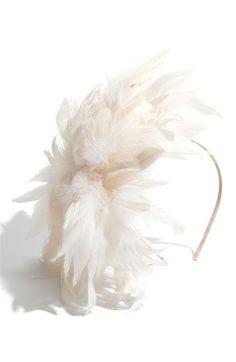 Tasha 'Feather Whisperer' Fascinator Headband | Nordstrom - StyleSays
