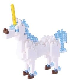 Another great find on #zulily! Unicorn Nanoblock Set #zulilyfinds