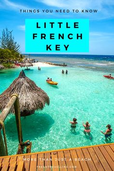 Little French Key - More Than Just a Beach