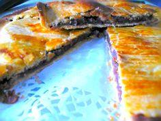 galette crème amande, noisettes et choco pralinoise