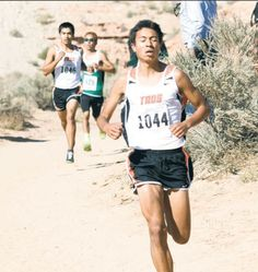 Donevan Gravelle was consistently the top runner on Taos High's boys cross-country team, helping the Tigers win state as a team and earning the distinction as The Taos News top male athlete this fall.