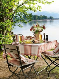 Now this is a picnic!