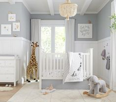 Find baby nursery ideas and inspiration at Pottery Barn Kids. Discover our gender neutral nursery ideas and themes that are perfect for any expecting mom.