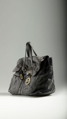 Colleen Heritage grey bowling bag