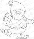Whimsy Stamps - Rubber Stamps, Clear Stamps, and Native Beading Patterns, Embroidery Patterns, Hand Embroidery, Snowman Patterns, Craft Patterns, Adult Coloring, Coloring Books, Coloring Pages, Snowman Clipart