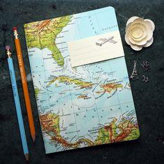 Reise-Geschenk REISETAGEBUCH USA Miami Dom. Rep Bahamas 40
