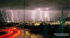 Lightning - della natura High Voltage Spectacle   Tesla Universe