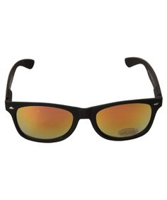 Brody solid wayfarer sunglasses @Chris Cote Munroe