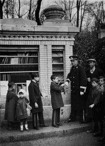 La foto de la semana: Biblioteca infantil municipal del Retiro, años treinta del S. XX