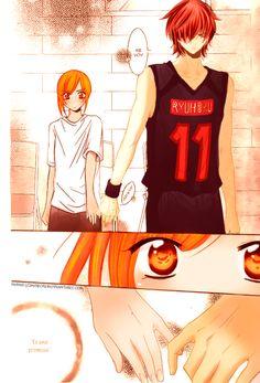 Yuki y Naruse // Namaikizakari Anime Couples Drawings, Anime Couples Manga, Manga Anime, Manga Love, Manga Girl, Anime Love, Romantic Anime Couples, Cute Anime Couples, Naruse Shou