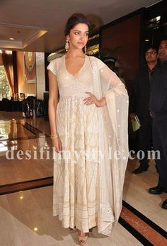 I am Trendy: Its Comfortable to Wear Lucknowi Chikaankari on a ...