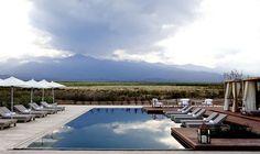 Vines resort and spa / Mendoza, argentina