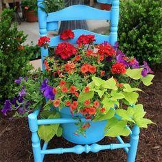 1000 Images About Unique Flower Pots On Pinterest
