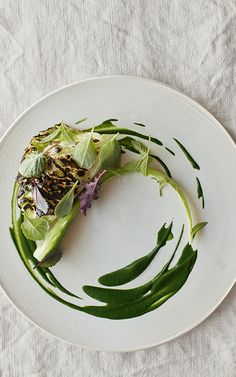 1 | 4 Tips On Staying Creative From Noma Star Chef Rene Redzepi | Co.Design | business + design #plating