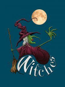 Halloween Streghe/Witches ~ Il Magico Mondo dei Sogni