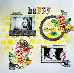 """""""Happy"""" by Queli Rueda"""