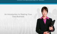 Encore Entrepreneurship for Women (online classes and tutoring)