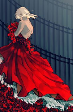 Nier Characters, Female Characters, Kiss Shot, Pretty Anime Girl, Fantastic Art, Beautiful Artwork, Anime Manga, Art Inspo, Art Reference