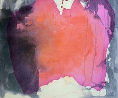 Causeway . 2001. Aquatint, spitbite etching . Helen Frankenthaler