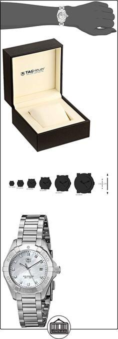 Tag Heuer TAG-WAY1413.BA0920_wt Reloj de pulsera para mujer  ✿ Relojes para mujer - (Lujo) ✿