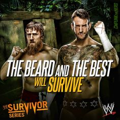 #WWE The Best And The Beard