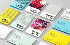 Retail design agency Dalziel & Pow rebrands itself