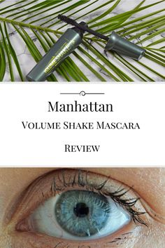 Review of the new Manhatten Volume Shake Mascara in Englisch and German.