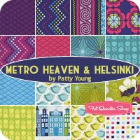 Metro Heaven & Helsinki by Patty Young