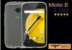 Capa de celular motorola Moto E2 silicone gel - Simples e barata mas é muito essencial