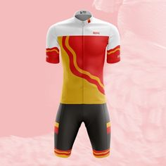 #freshkitfriday | Bzak Cycling Cycling Outfit, Cycling Clothing, Bike Wear, Cycling Jerseys, Wetsuit, Kit, How To Wear, Outfits, Clothes