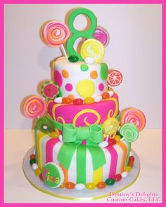 candy cake#Repin By:Pinterest++ for iPad#