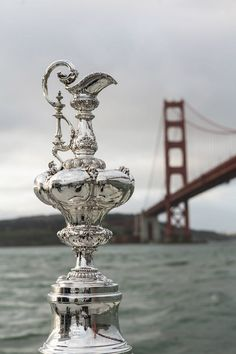 Less than 6 months away from the start of the #AmericasCup Finals in #SanFrancisco!