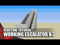 "Working Escalator V.2 ""Tutorial"" (Minecraft Xbox/Ps3 TU16) https://cstu.io/1137bf"
