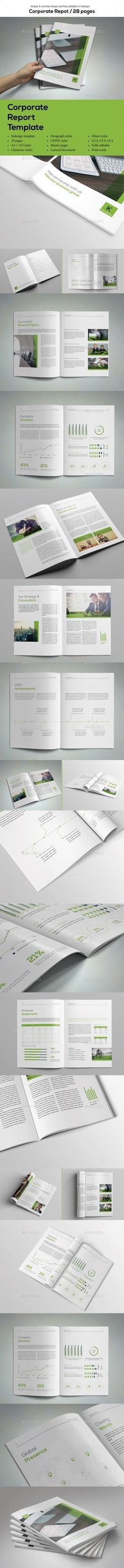 Bimbo Annual Report LAYOUT Brochure Pinterest Annual reports