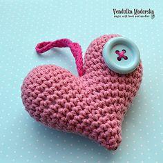 Heart pattern by Vendula Maderska