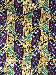 Love African fabric