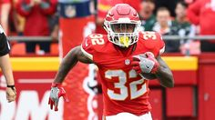 Listen to Spencer Ware as he ran through the Jets defense on Sunday, helping to secure the 24-3 victory.