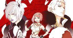 Sakamoto Maaya Mamiya Masahiro and Ono Kensho Join Rage of Bahamut: Virgin Soul TV Anime!