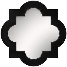 Tangerine Mirror Company - Cloche Mirror - 36810-3838 - Home Depot Canada $99 - make a statement - focal point!