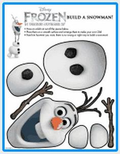 frozen party printables - Buscar con Google