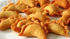 New easy ways to prepare Sambousek! #lebanon #recipe #delicious
