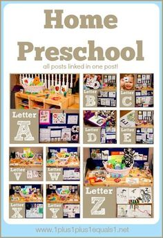 Tot School Printables is a free program for toddlers, introducing early learning concepts in a fun and simple way. Preschool Education, Preschool At Home, Homeschool Curriculum, Preschool Activities, Letter Activities, Early Education, Preschool Kindergarten, Quiet Time Boxes, Daycare Organization
