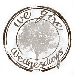 """Lizard Thicket starts """"We Give Wednesdays"""", where 10% of proceeds on the first Wednesday of each month goes towards a charity.   Giving back while shopping...what's better than that?!"""