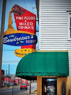 Boudreaux S In St Joe By Greonnell Via Flickr