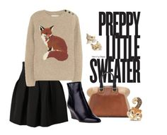 ShopStyle: Trendy Trends: Fall 2012 - Cozy sweaters by anncaye
